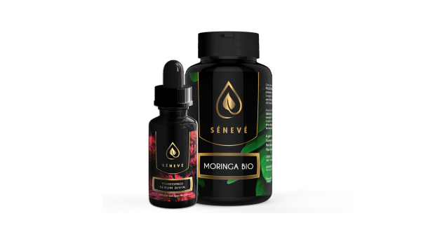 Kit Sérum+ Moringa bio